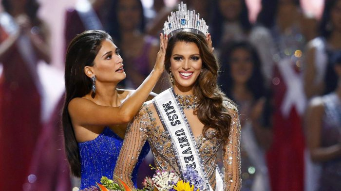 Miss France, Iris Mittenaere crowned 65th Miss Universe [Photo Credit: people.com]