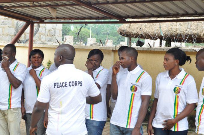 Image result for Creation of Peace Corps will reduce crimes in Nigeria, says Ogun Commandant