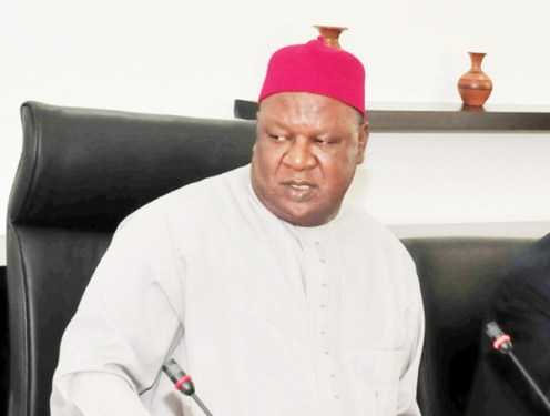 A former Secretary to the Government of the Federation, Pius Anyim
