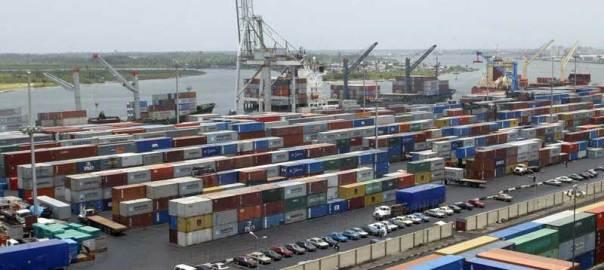 Nigerian Port Authority, Apapa Lagos[Photo Credit:Logbaby]