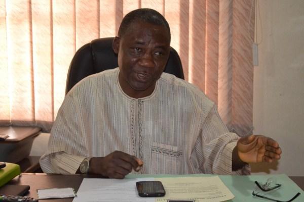 President Nigeria Medical Association Professor Mike Ogirima