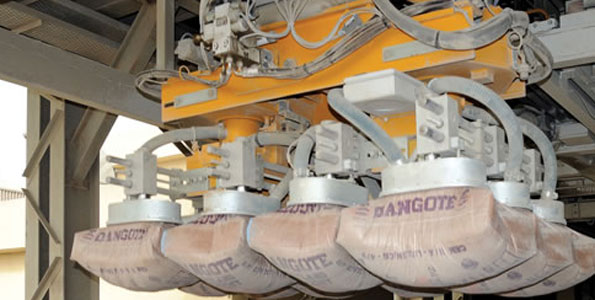 Dangote cement [Photo credit: The East African]