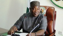 Enugu State governor Ugwanyi[Photo Credit: Catholic Diocese of Nnsukka