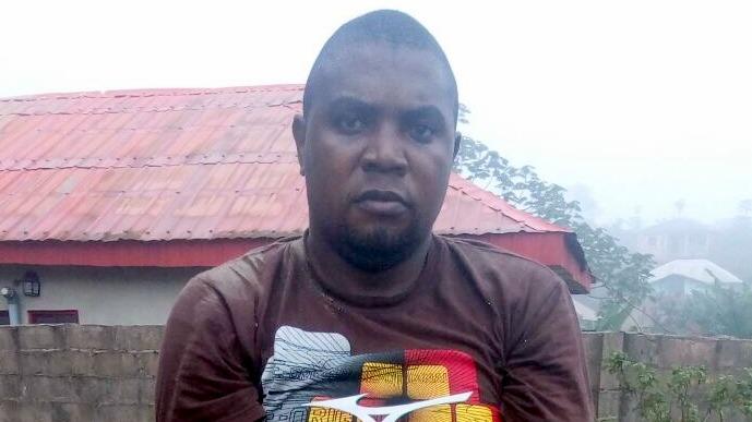 Alleged kidnapper of students of the Nigerian Turkish International College, Isheri