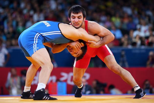 Iranian wrestling