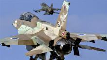 Isreali Warplane[Photo Credit: Press TV]