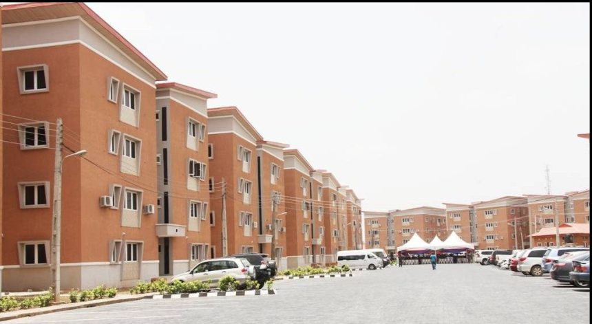Image result for Rent-to-Own: Lagos State Govt delivers 100 housing units to successful allottees