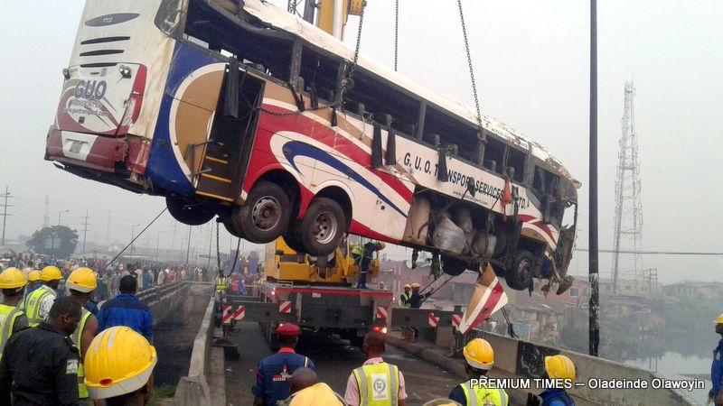 Lagos Bus Tragedy