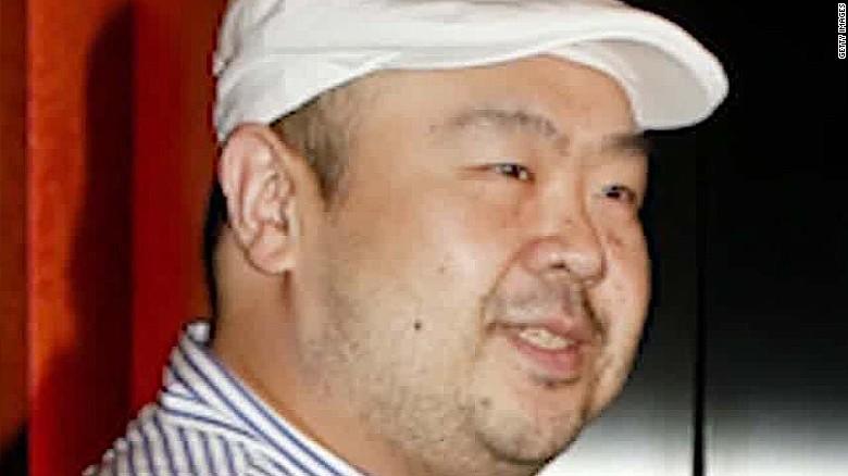 Kim Jong Nam, North Korea Kim Jung Un's half brother [Photo credit: CNN.com]