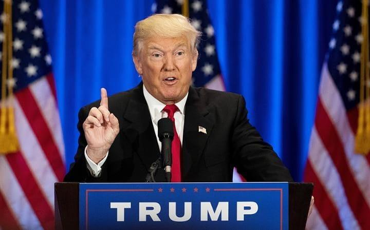 President Trump [Photo credit: Telegraph.co.uk]