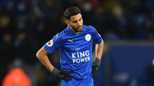 Riyad Mahrez Photo: SkySports