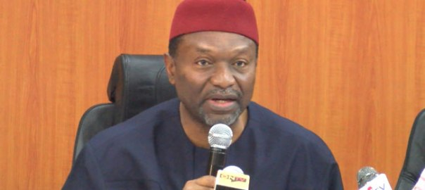 Minister of Budget and National Planning Senator Udoma Udo Udoma [Photo Credit: Channels TV]