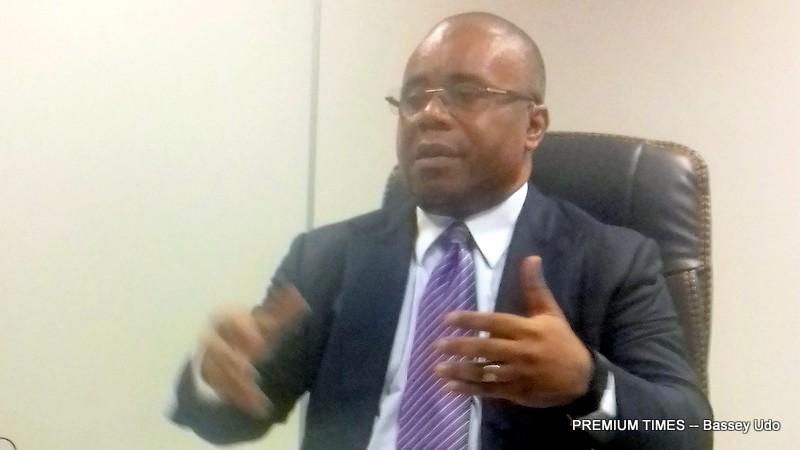 Okon Umana, Managing Director, OGFZA