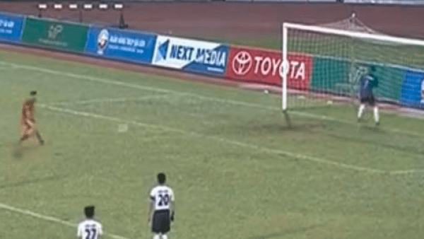 Vietnamese players of Long An FC banned for two and three years after a penalty protest