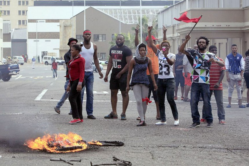 Xenophobic Attack South Africa