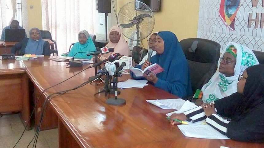 Right Advocacy group decries discrimination against Muslim women