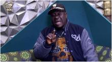 Mr. Ibu Comic Nollywood Actor