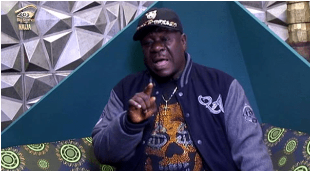 Mr. Ibu Comic Nollywood Actor