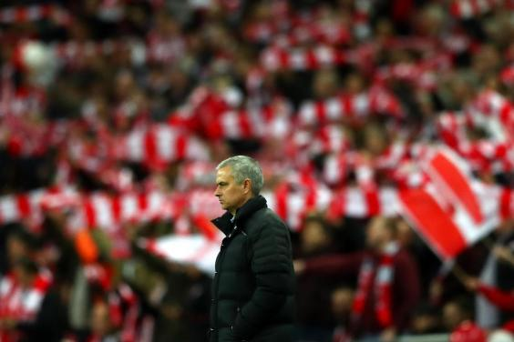 Jose Mourinho [Photo: Standard.co.uk]