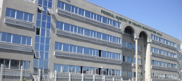 Nigeria's ministry of finance building
