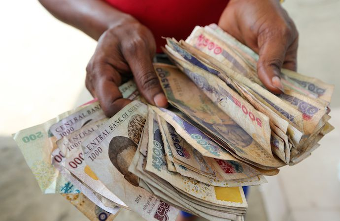 Naira gains at parallel market