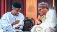President Buhari and Vice President Yemi Osinbajo