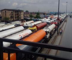 petrol tankers[Photo Credit:News Nigeria]