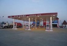 AA Rano filling station
