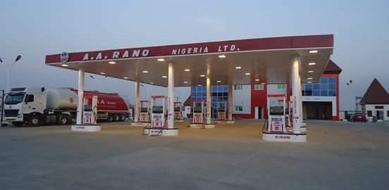 AA Rano filling station
