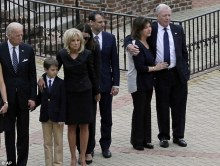 Hallie Biden's Family {photo Credit: daily mail]