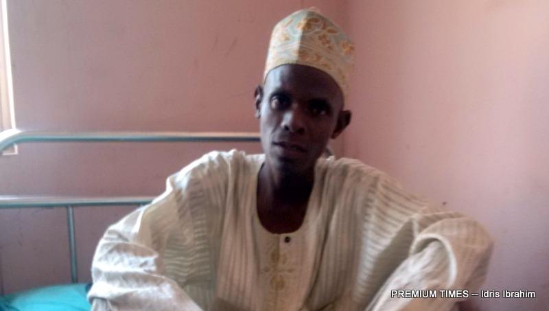 Mustapha Abdullahi