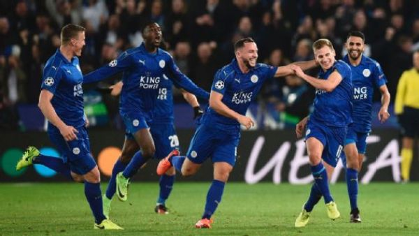 Leicester City are through to the quarter final of the UEFA Champions League [Photo Credit: espnfc.us]