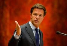 Netherlands Prime Minister, Mark Rutte