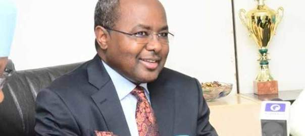 Former Director-General, Securities and Exchange Commission (SEC), Mounir Gwarzo