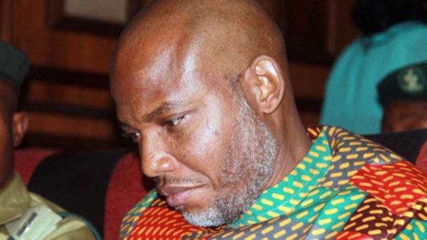 Nnamdi Kanu [Photo: TODAY.ng]