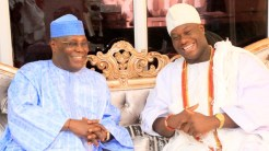 Oni and Atiku 2