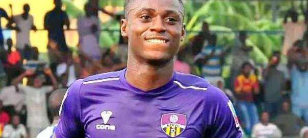 MFM FC striker, Stephen Odey