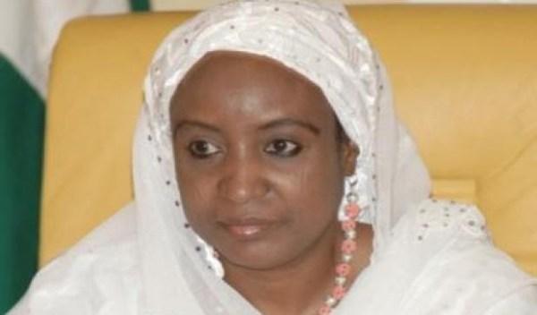 Former First Lady, Turai Yar'adua