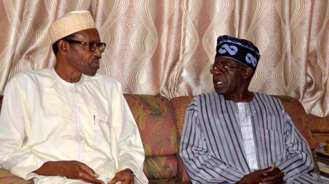Buhari and Tinubu[Photo Credit: SignalNg]