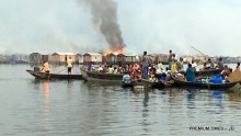 Otodogbame demolition and homes set on fire by the Lagos State Government
