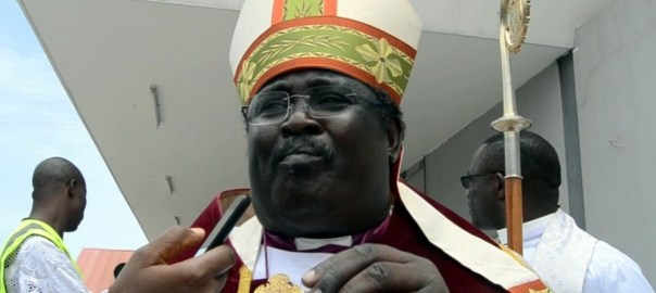 Anglican Bishop of Ibadan, Joseph Akinfenwa
