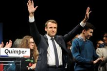 Emmanuel Macron [Photo: French Fresh News]