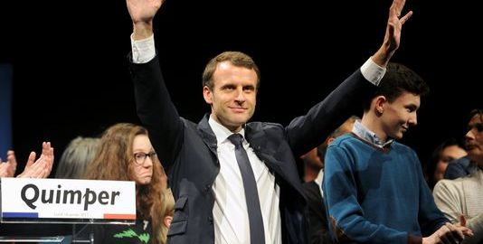 Emmanuel Macron [Photo: French Fresh News]