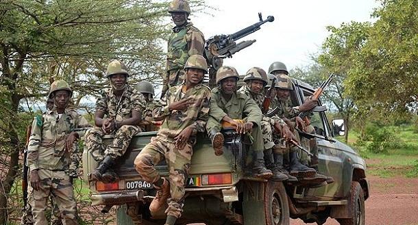 Mali military