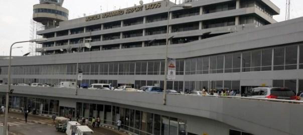 Murtala Muhammed International Airport, Lagos