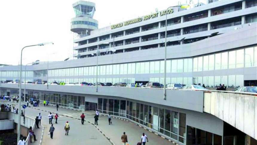 Murtala Mohammed International Airport, Lagos