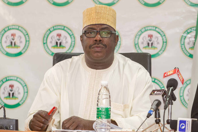 Minister of State for Power, Works and Housing, Mustapha Shehuri