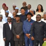 The 7 important matters VP Osinbajo, 36 governors discussed at today's NEC meeting