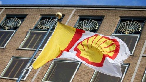 Shell reports falling profit amid oil price slump