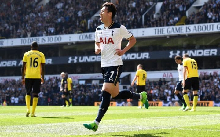 Chelsea Vs Man City: Spurs Thrash Watford 4-0 To Close In On Leaders Chelsea